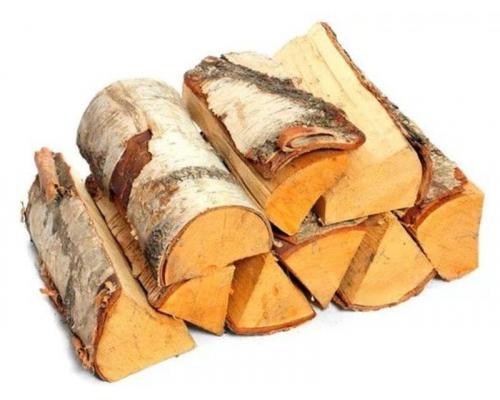 Колотые дрова (камерной сушки)